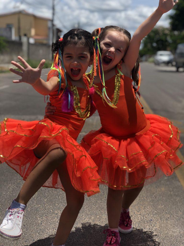 Viajar com as crianças no Carnaval