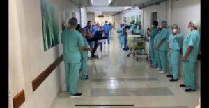 Médicos lançam projeto para cuidar de quem cuida